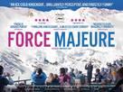 Turist - British Movie Poster (xs thumbnail)