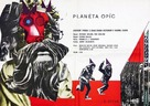 Beneath the Planet of the Apes - Czech Movie Poster (xs thumbnail)