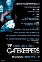 The Gatekeepers - British Movie Poster (xs thumbnail)