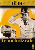 Le motorizzate - Italian DVD cover (xs thumbnail)