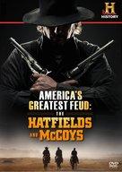 """Hatfields & McCoys"" - DVD cover (xs thumbnail)"