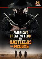 """Hatfields & McCoys"" - DVD movie cover (xs thumbnail)"