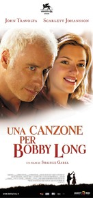A Love Song for Bobby Long - Italian Movie Poster (xs thumbnail)