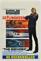 The Mechanic - Belgian Movie Poster (xs thumbnail)
