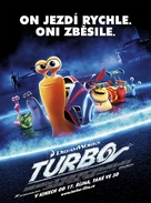 Turbo - Czech Movie Poster (xs thumbnail)
