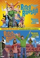 Risto Räppääjä - Finnish Movie Cover (xs thumbnail)