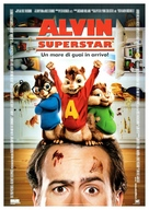 Alvin and the Chipmunks - Italian Movie Poster (xs thumbnail)