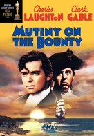 Mutiny on the Bounty - DVD cover (xs thumbnail)