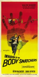 Invasion of the Body Snatchers - Movie Poster (xs thumbnail)