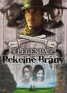 The Legend of Hell's Gate: An American Conspiracy - Czech DVD cover (xs thumbnail)