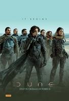 Dune - Australian Movie Poster (xs thumbnail)