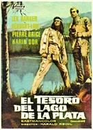 Der Schatz im Silbersee - Spanish Movie Poster (xs thumbnail)