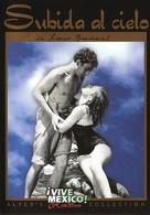 Subida al cielo - Mexican DVD cover (xs thumbnail)
