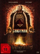 Candyman - German Movie Cover (xs thumbnail)