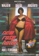 New Rose Hotel - Italian Movie Poster (xs thumbnail)