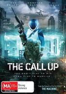 The Call Up - Australian DVD movie cover (xs thumbnail)
