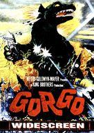 Gorgo - DVD cover (xs thumbnail)