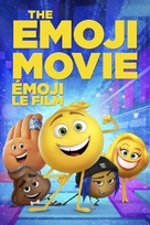 The Emoji Movie - Canadian Movie Cover (xs thumbnail)
