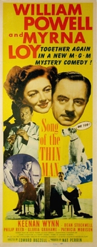 Song of the Thin Man - Movie Poster (xs thumbnail)