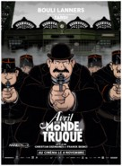 Avril et le monde truqué - French Movie Poster (xs thumbnail)