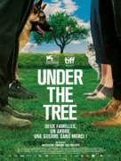 Undir trénu - French Movie Poster (xs thumbnail)