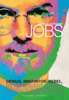 jOBS - Dutch Movie Poster (xs thumbnail)