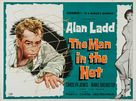 The Man in the Net - British Movie Poster (xs thumbnail)