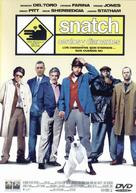 Snatch - Spanish Movie Cover (xs thumbnail)