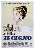 The Swan - Italian Movie Poster (xs thumbnail)