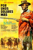 Per qualche dollaro in più - Argentinian Movie Poster (xs thumbnail)