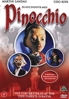 The New Adventures of Pinocchio - Danish poster (xs thumbnail)