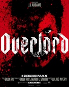 Overlord - British Movie Poster (xs thumbnail)