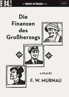 Die Finanzen des Großherzogs - German Movie Cover (xs thumbnail)