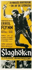 The Sea Hawk - Swedish Movie Poster (xs thumbnail)
