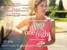 Deux jours, une nuit - British Movie Poster (xs thumbnail)