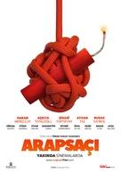 Arapsaci - Turkish Movie Poster (xs thumbnail)