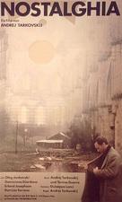 Nostalghia - German Movie Poster (xs thumbnail)