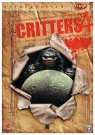 Critters 4 - French DVD cover (xs thumbnail)