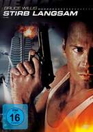 Die Hard - German Movie Cover (xs thumbnail)