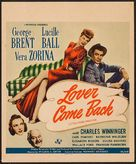 Lover Come Back - Movie Poster (xs thumbnail)