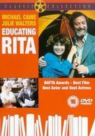 Educating Rita - British DVD cover (xs thumbnail)