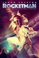 Rocketman - British Movie Poster (xs thumbnail)