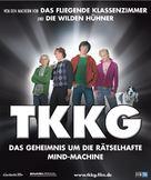 TKKG und die rätselhafte Mind-Machine - German poster (xs thumbnail)