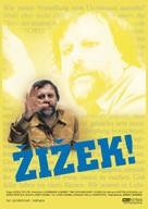 Zizek! - German Movie Poster (xs thumbnail)