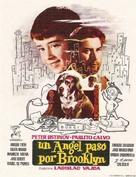 Un angelo è sceso a Brooklyn - Spanish Movie Poster (xs thumbnail)