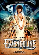 Gwendoline - Danish Movie Cover (xs thumbnail)