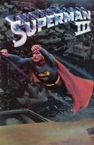 Superman III - Movie Poster (xs thumbnail)