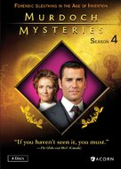 """Murdoch Mysteries"" - DVD movie cover (xs thumbnail)"