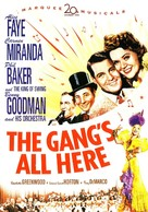 The Gang's All Here - DVD cover (xs thumbnail)