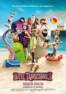 Hotel Transylvania 3: Summer Vacation - Czech Movie Poster (xs thumbnail)